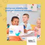 Giving Children The Greatest Chance At Success